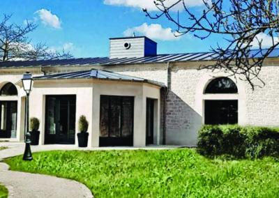Le Clos d'Amblaincourt Salle de réceptions